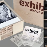 exhibit out of a box | Bildstreifen und Legenden